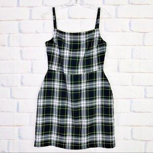 Nasty Gal Dionne Plaid Dress